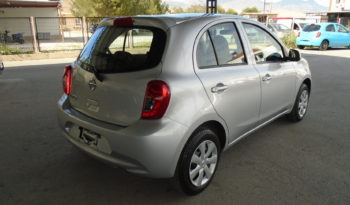 NISSAN MARCH full
